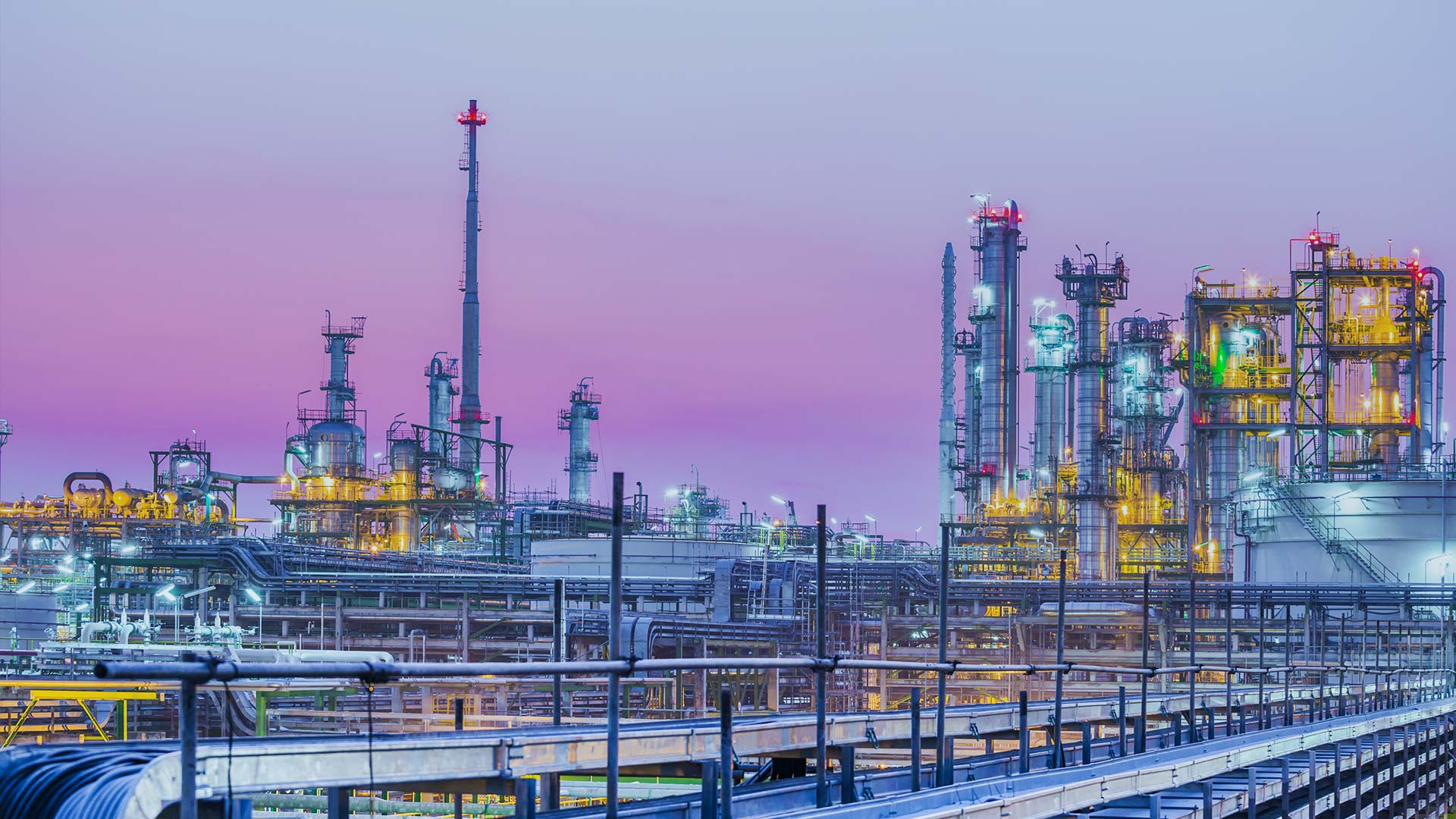 Petrochemical | Industries | Compressor Products International