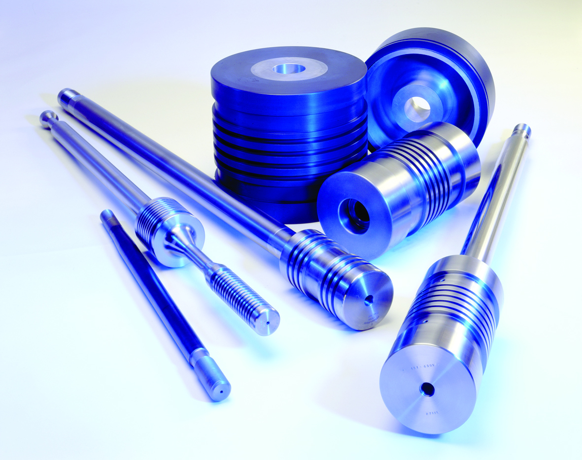 Specialized materials and application understanding help solve customer sealing issues. Image